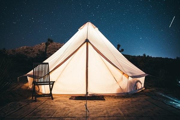 camping deia