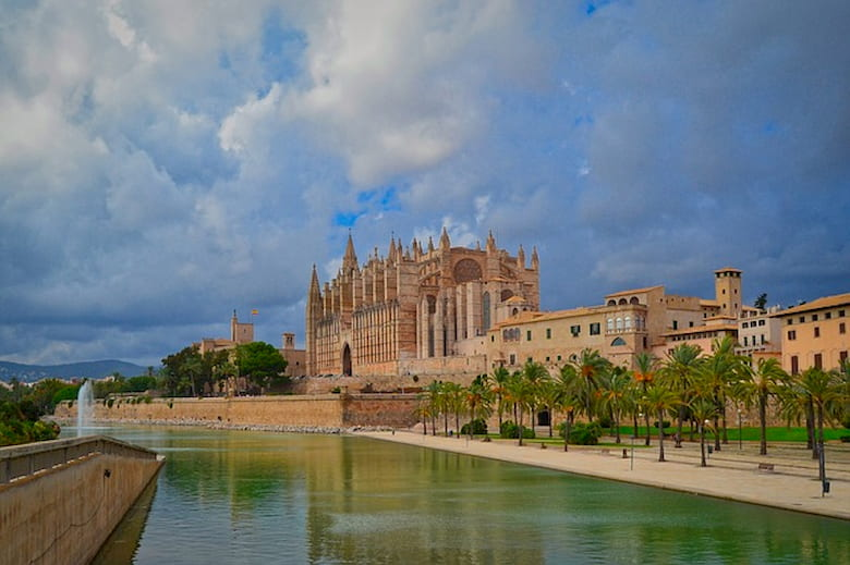Catedral de palma de Mallorca, Baleares