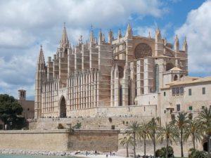 Catedral de Santa María en Mallorca