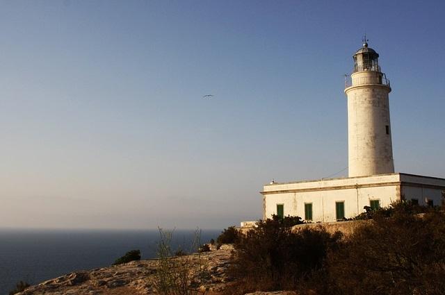 Isla Formentera en Baleares