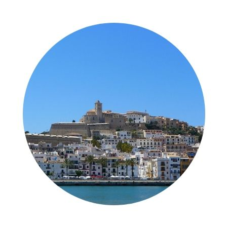 Ibiza capital