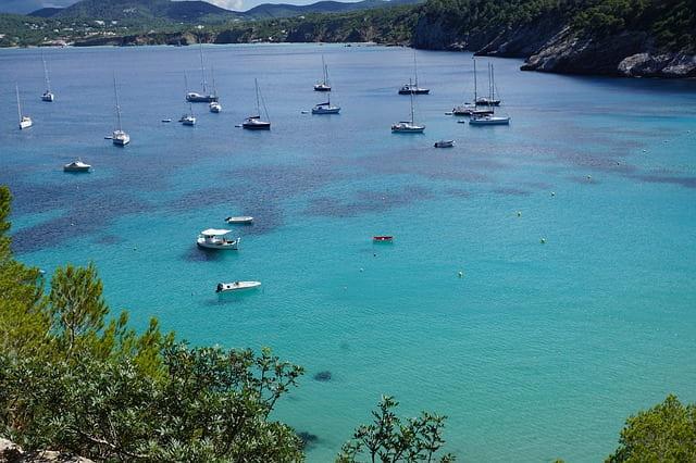 Isla de Ibiza en Baleares
