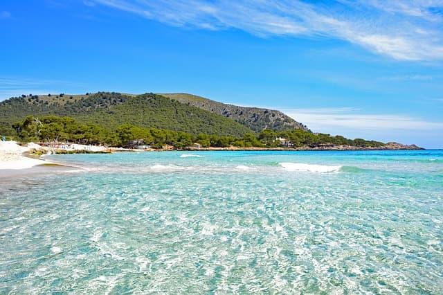 Playa de mallorca