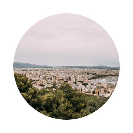 Pueblos en Mallorca