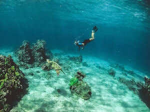 snorkeling cala mijtana