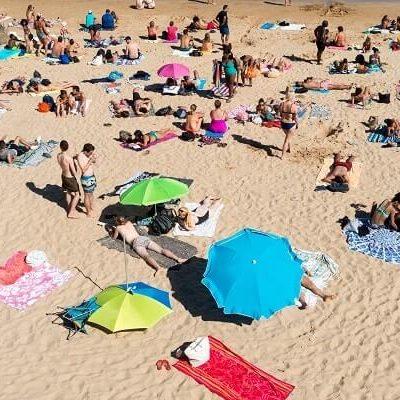 Playa de cala saona