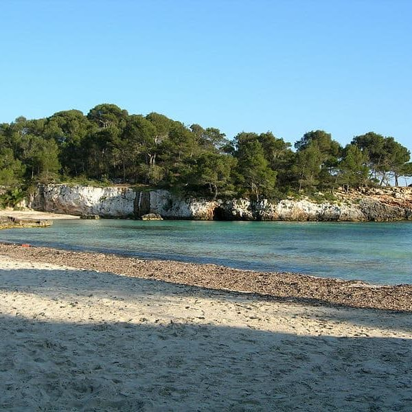Cala Turqueta de Menorca