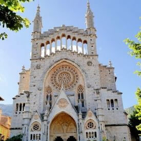 cathedrale soller