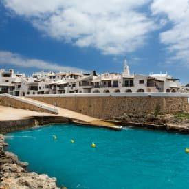 Sant lluis en Menorca