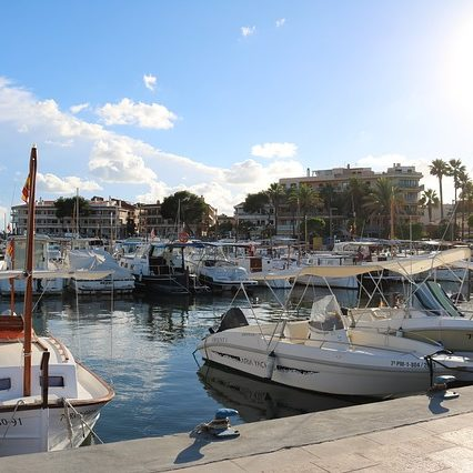 Colonia sant jordi en Mallorca