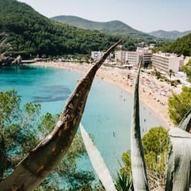 Cala sant vicente Ibiza