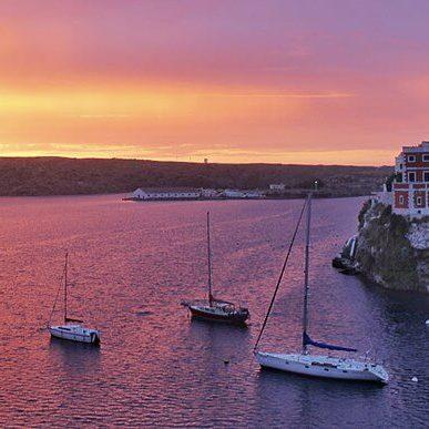 Es castell en Menorca