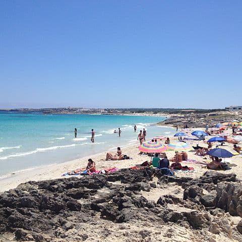 Ciudad es pujols en Formentera