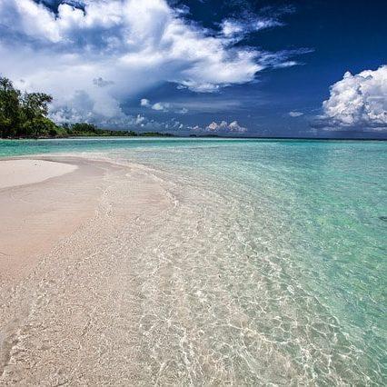plage de s'alga