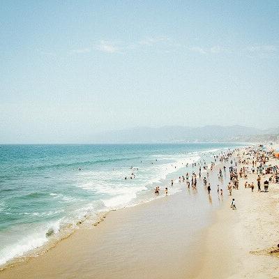 Playa tanga en formentera