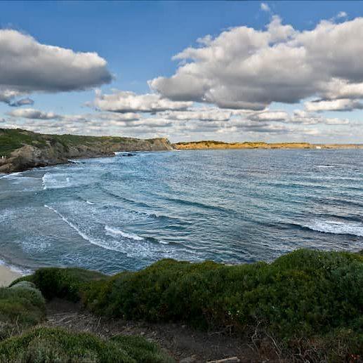 Playa Tortuga Menorca