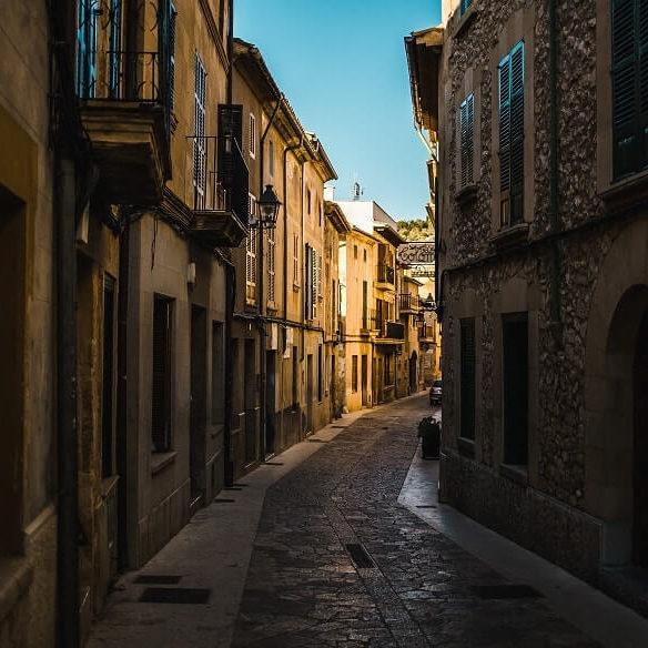 Pollença un pueblo en Mallorca