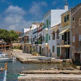 Portocolom en Mallorca