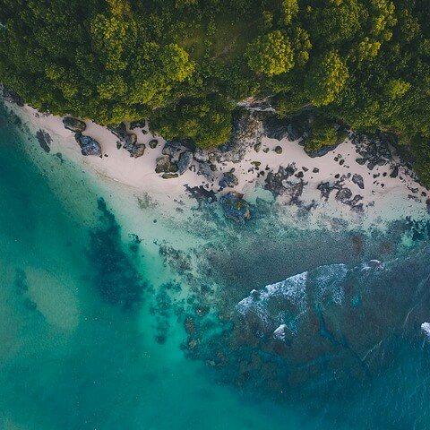 Sa pedrera o Atlantis en Ibiza