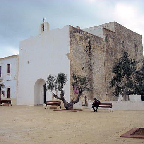 Capital de formentera Sant Francesc Xavier